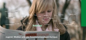 Jugend, Medien und das Zusammenwachsen Europas