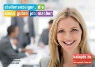 einen guten job machen die stellenanzeigen, - kalaydo.de