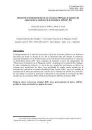 resumen - ICT - UNPA - Universidad Nacional de la Patagonia Austral