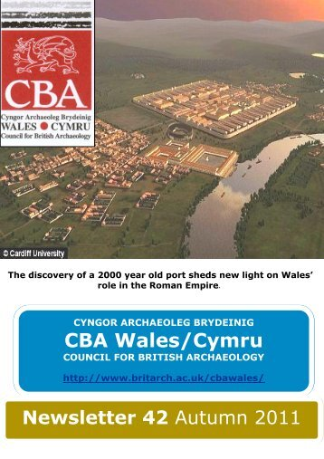 Autumn 2011 - Council for British Archaeology