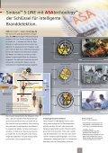 Brandfrüherkennung ohne Täuschungsalarme – Sinteso™ S-LINE - Seite 3