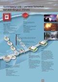 Brandfrüherkennung ohne Täuschungsalarme – Sinteso™ S-LINE - Seite 5