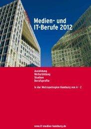 Medien- und IT-Berufe 2012 - Service Digitale Arbeit