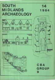 CBA SMA\SMA 1984.PDF - Council for British Archaeology