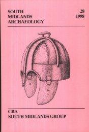 CBA SMA\SMA 1998.PDF - Council for British Archaeology