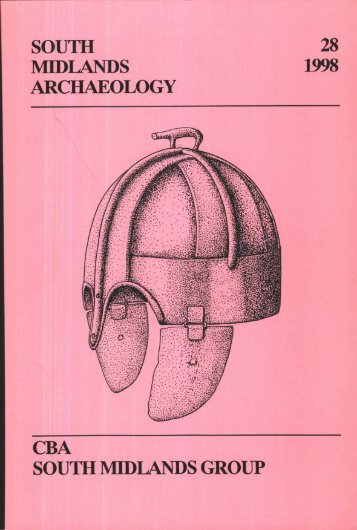 CBA SMA\SMA 1998.PDF - Council for British Archaeology