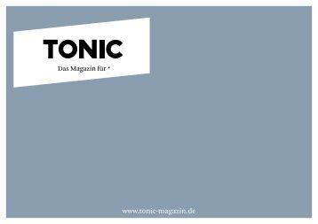 3 - TONIC