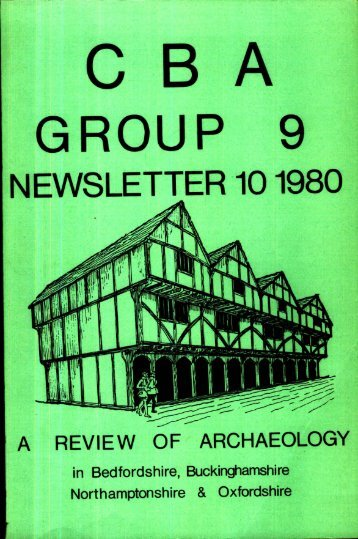 Untitled - Council for British Archaeology