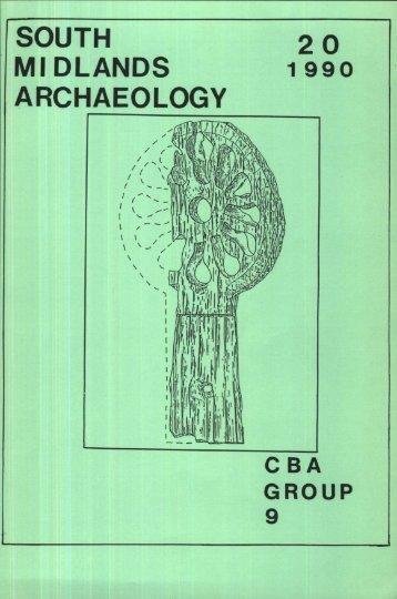 CBA SMA\SMA 1990.PDF - Council for British Archaeology
