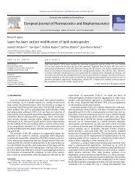 Download - Laboratoire Colloïdes et Matériaux Divisés