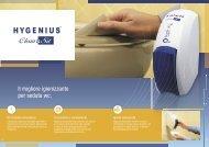 Brochure Clean & Sit (PDF, 627 KB) - Hygenius