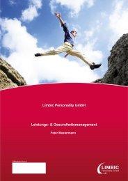 Musterbeispiel :: Limbic Analyse - Limbic Personality GmbH