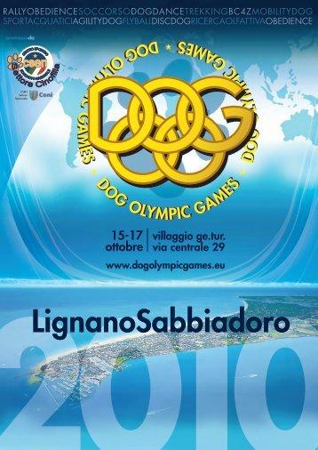 LignanoSabbiadoro - Dog Olympic Games