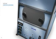 VTI-SA+ SPECIFICATIONS - TA Instruments