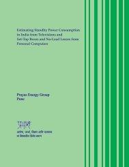 Prayas Energy Group Pune Prayas Energy Group Pune - India Core