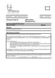 Beschlussvorlage zur Teilnahme am Audit - Familiengerechte ...