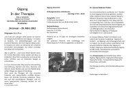24.Januar – 20. März 2012 - Qigong Zentrum Augsburg