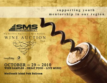 Fort McMurray Wine Auction