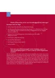 Arbeiten in Europa - Bucher Personal AG