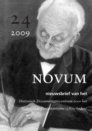 Novum 24 - Historisch Documentatiecentrum voor het Nederlands ...