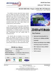 Skyport ZCN-1523H-2-8 2 4Ghz Outdoor CPE - Zcomax