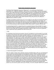 Domain Name Registration Agreement - WorldSite.WS