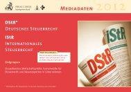 DStR/IStR - Verlag C. H. Beck oHG