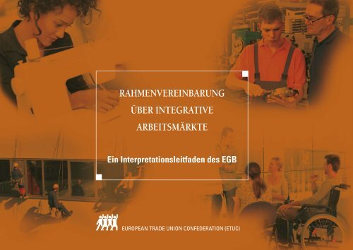 Ein Interpretationsleitfaden des EGB - ETUC