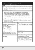 Directory of Services - Headway Glasgow - Page 6