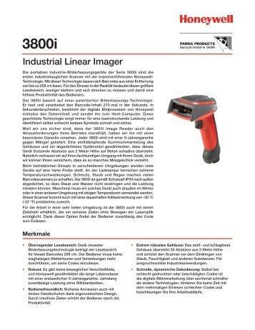3800i - Panda Products GmbH