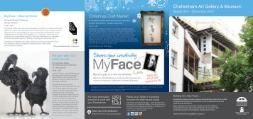to download our September-December leaflet - Cheltenham Art ...
