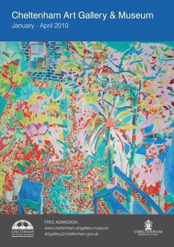 ArtGallery Jan09 - Cheltenham Art Gallery & Museum
