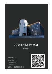 DOSSIER DE PRESSE - Kaywa