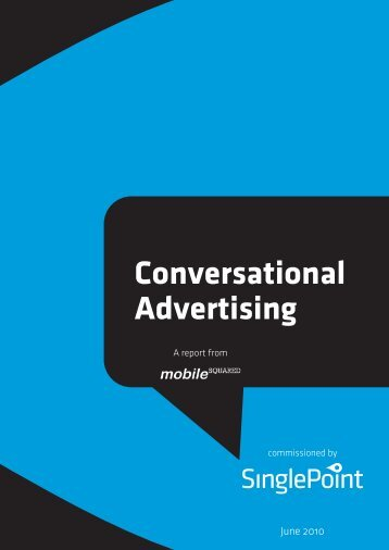 Conversational Advertising - mobileSQUARED