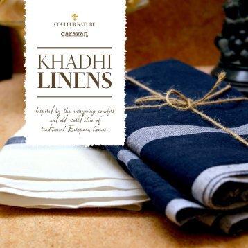 Khadhi Linens - Couleur Nature