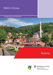 Kosovo - Zentrale Auslands- und Fachvermittlung der ...