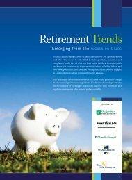 Retirement Trends - Benefits Canada