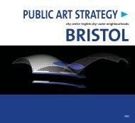 Bristol City Council's Public Art Strategy - Public Art Online