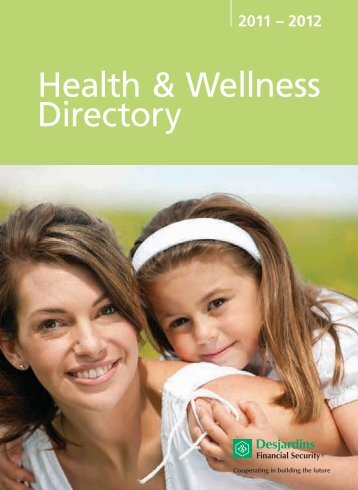 Health & Wellness Directory - Benefits Canada