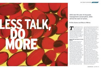 Get a PDF of this article - Benefits Canada