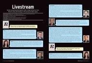 Livestream - Benefits Canada