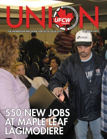 Download - UFCW, Local 832