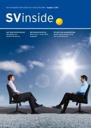 SVinside - Deutsche BKK