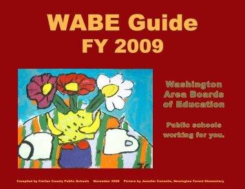 FY 2009 - Fairfax County Public Schools