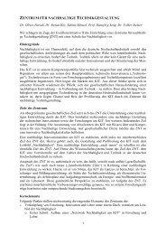 Ideenskizze - Mensch und Technik - KIT