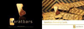 Karatbars Branding Cards - Myhelpinghandup.com myhelpinghandup