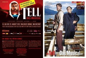 Eine Geschichte von Intrigen, Unterdrückung und ... - TELL-MUSICAL