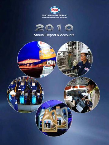2010 Annual Report - Petron