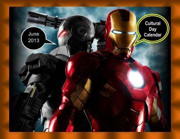 Cultural Day Calendar June 2013 - The Parent Academy