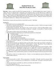 Akademi Paran An Ede Pitit Ou Reyisi Lekòl - The Parent Academy